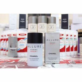Hình ảnh củaLăn khử mùi hương nước hoa CHANEL Allure Homme Sport