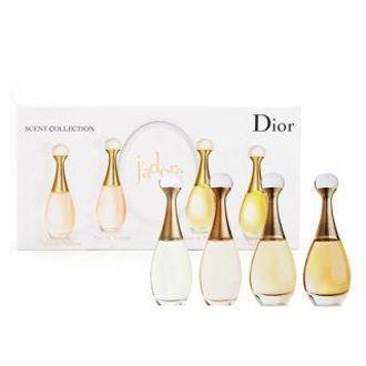 Hình ảnh củaSet  Nước Hoa Nữ Jadore  Dior  (4 chai Mini)