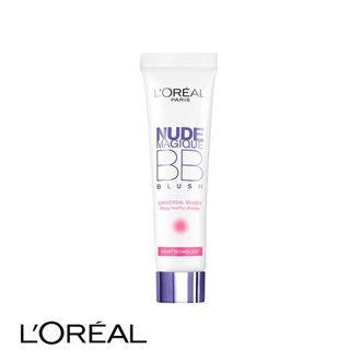 Hình ảnh củaGel Má Hồng Lâu Trôi  L'oreal Nude BB Blush 15ml -Lên màu tự nhiên(Hàng xách tay Úc chính hãng)
