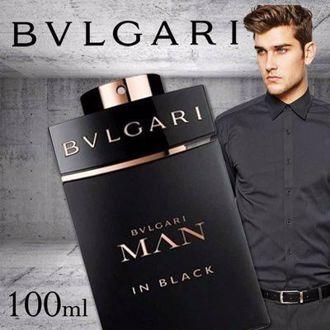 BVLGARI MAN IN BLACK FOR MEN