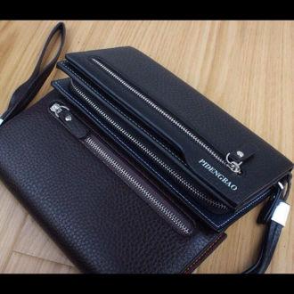 Hình ảnh củaVí da mềm Pidengbao VT9011(Màu Xanh)