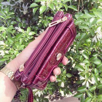Ví  da cầm tay VT0180