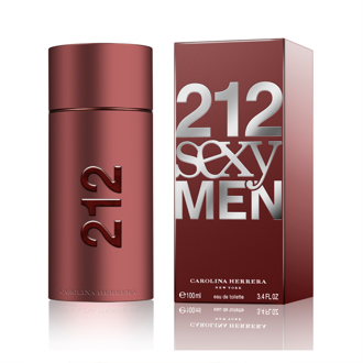Hình ảnh củaCarolina Herrera 212 Sexy for men 100ml