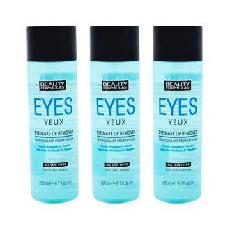Hình ảnh củaNước Tẩy Trang Beauty Formulas Eye Make Up Remover 200mL (Xách Tay Chính Hãng)