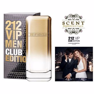 Carolina Herrera 212 Vip Men Club Edition 100ML