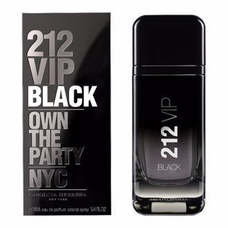Carolina Herrera 212 VIP Black EDP 100ml