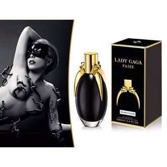 Lady Gaga Fame Black Fluid EDP 100ml