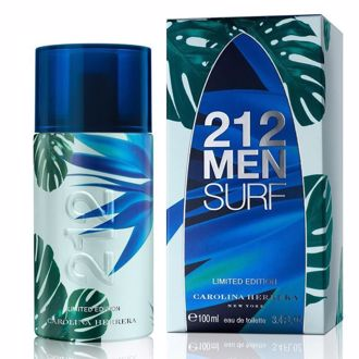 Hình ảnh củaCarolina Herrera 212 Men Surf Limited Edition EDT 100ml
