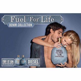 Diesel Fuel For Life Denim Collection Pour Homme 75ml