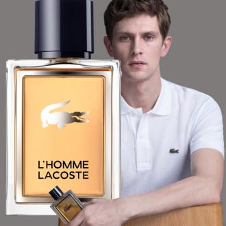 Lacoste L'Homme for men 100ml
