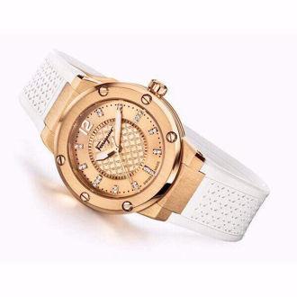 Đồng Hồ Nữ Salvatore Ferragamo F-80 FIG070015 Diamond White watch 33mm (Xách Tay Chính Hãng)