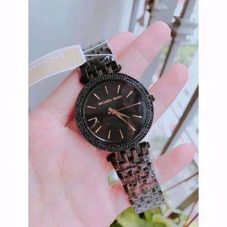 Đồng Hồ Nữ MICHAEL KORS MK3337 Darci Black Watch 39mm (Xách Tay Chính Hãng)