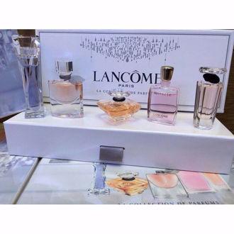Bộ nước hoa mini Lancôme mẫu mới 2017 (5 chai)- NEW