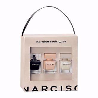 Hình ảnh củaBộ 3 chai nước hoa Narciso Rodriguez 30ml