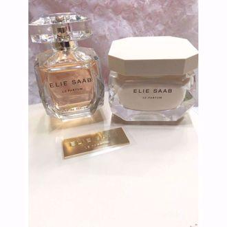 Bộ nước hoa, dưỡng thể Elie Saab Le Parfum EDP 90ml