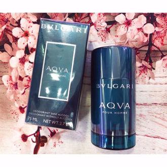 Hình ảnh củaLăn khử mùi nước hoa Bvlgari Aqva Pour Homme 75ml