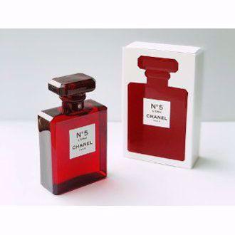 Nước hoa Chanel No.5 Red Edition Eau de Parfum 100ml