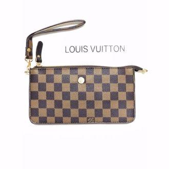 Hình ảnh củaVí Da Mềm cầm tay Louis Vuitton LVB85