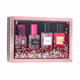 Hình ảnh củaSet quà tặng Victoria's Secret Set 4 chai Mist