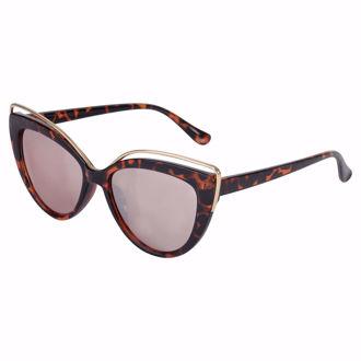 Hình ảnh củaKính Mát Aspect Fashion Cat Eye Sunglasses - Tortoise/Gold Mirror(Xách tay chính hãng)