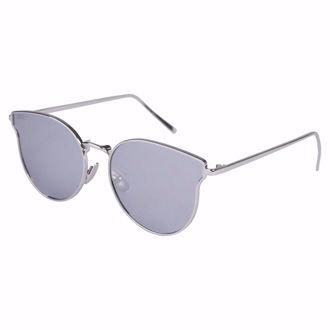 Hình ảnh củaKính Mát Aspect Fashion Cat Eye Aviator Sunglasses - Silver/Silver Mirro(Xách tay chính hãng)