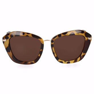 Kính Mát Mambo Women's Showtime Sunglasses - Tortoise(Xách Tay Chính Hãng)