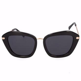 Kính Mát Mambo Women's Showtime Sunglasses - Black(Xách Tay Chính Hãng)