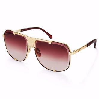 Hình ảnh củaKính mát Winstonne Tobias Sunglasses Men's  - Gold/Brown(Xách Tay Chính Hãng)