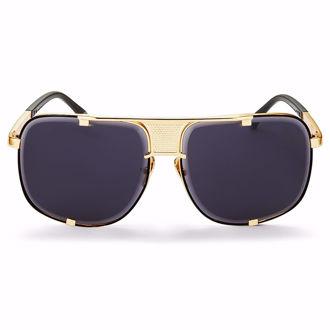 Kính mát Winstonne Tobias Sunglasses Men's  - Gold/Black(Xách Tay Chính Hãng)