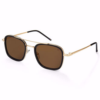 Hình ảnh củaKính Mát Winstonne Sunglasses Men's -Gold/Black(Xách Tay Chính Hãng)