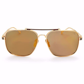 Kính mát Winstonne Carter Sunglasses Men-Gold(Xách Tay Chính Hãng)