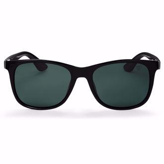 Kính Mát Winstonne Polarised Sunglasses Men- lack/Green(Xách Tay Chính Hãng)