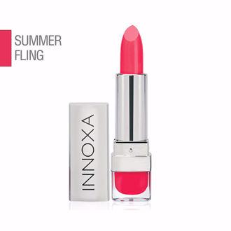 Hình ảnh củaSon Dưỡng Chống Oxy Hóa Innoxa Matte Lipstick - Summer Fling (Xách Tay Chính Hãng)
