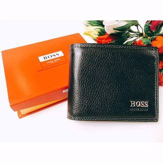 Hình ảnh củaVí Da Hugo Boss - HB.A45.03 ( Màu Đen)
