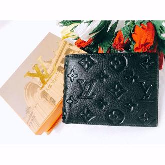 Hình ảnh củaVí Da Mềm Louis Vuitton- LV.A55.01 ( Màu Đen)