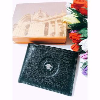 Hình ảnh củaVí Da Mềm Versace- VS.A55.01 ( Màu Đen)