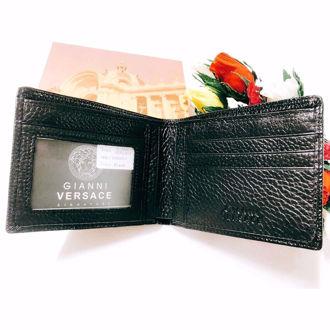 Ví Da Mềm Versace- VS.A55.01 ( Màu Đen)