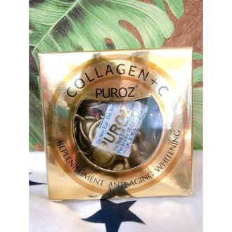 Hình ảnh củaSerum Trắng Da -Chống Nám -Tàn Nhan Collagen +C Puroz - Pháp Cao Cấp