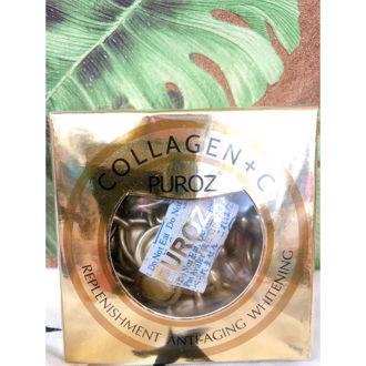 Serum Trắng Da -Chống Nám -Tàn Nhan Collagen +C Puroz - Pháp Cao Cấp