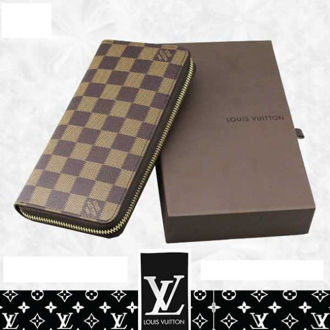 Hình ảnh củaVí Da Louis Vuitton Khóa Kéo _VDA2B1