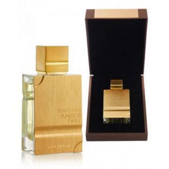 Nước hoa unisex Al Haramain Amber Oud Gold Edition EDP 120ml
